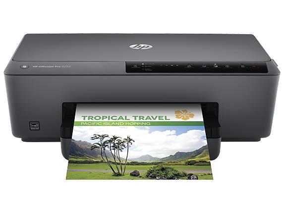 HP Inyección Color Officejet PRO 6230: 65€